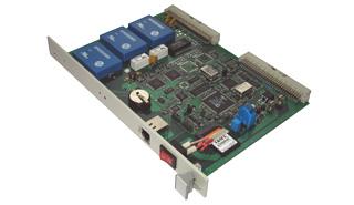 Модуль управляющего контроллера