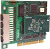 D-401E Цифровая плата 4E1 для Asterisk, модуль эхокомпенсации, плата телефонии 4Е1