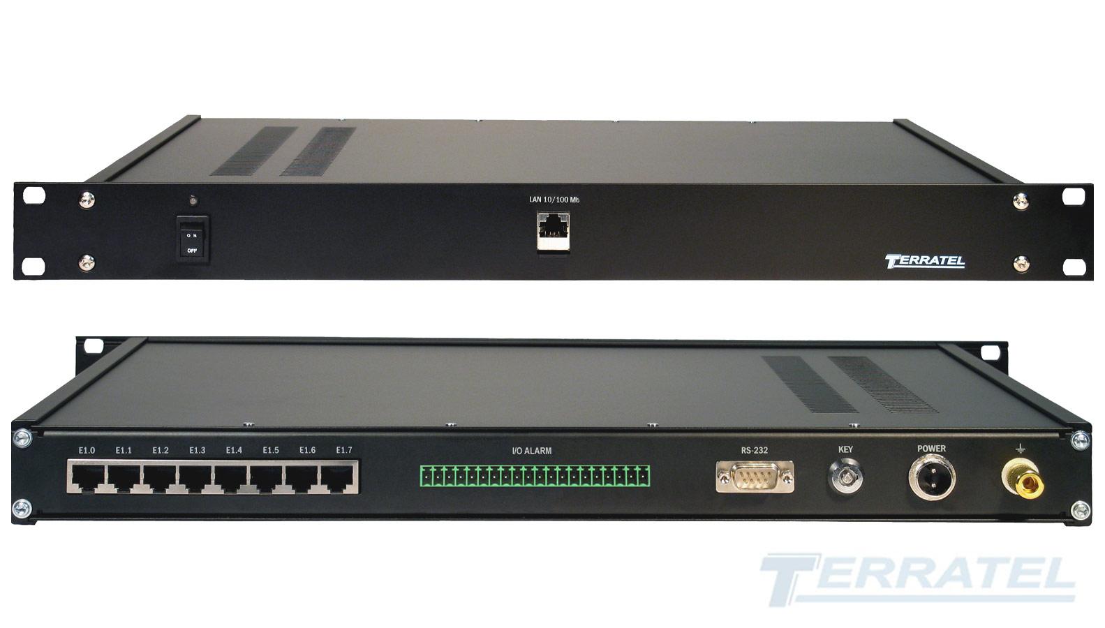 Фото SIP/E1 Gateway Access Control, мониторинг и контроль температуры, влажности, наличия сети 220В