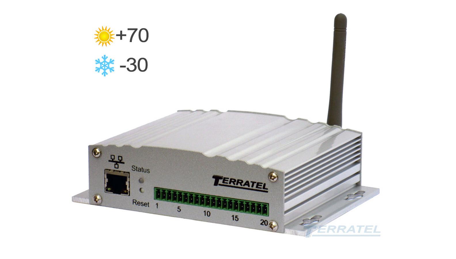 Фото TTA-08 - устройство дистанционного мониторинга и контроля датчиков